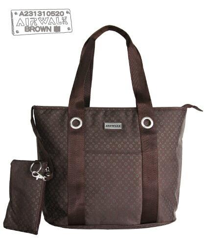 A2313105 【美國AIRWALK】 時尚流行風潮大容包購物袋