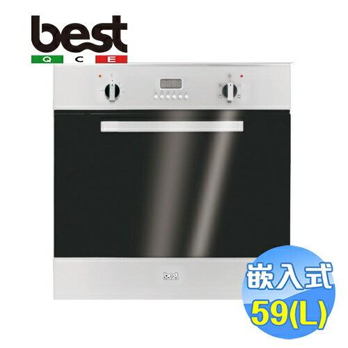 【滿3千,15%點數回饋(1%=1元)】BEST 貝斯特 59公升嵌入式多功能3D旋風烤箱 OV-367