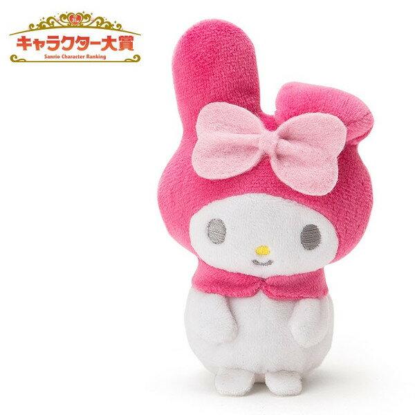 【真愛日本】16051100039迷你造型玩偶-MM  三麗鷗家族 Melody 美樂蒂 玩偶 布偶 玩具 收藏