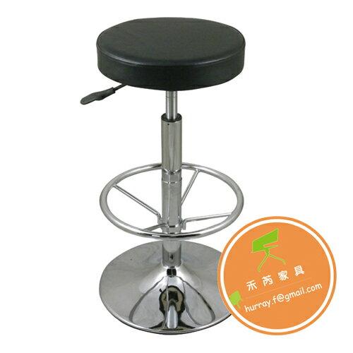 【禾芮家具】圓面高吧椅/高腳椅