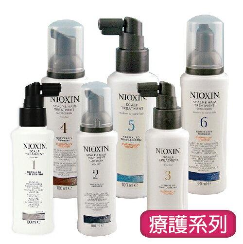 NIOXIN 儷康絲(耐奧森) 療護系列 1/2/3/4/5/6號頭皮養護精華100ml
