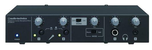 <br/><br/>  鐵三角 audio-technica AT-HMX70 卡拉OK效果混音器<br/><br/>