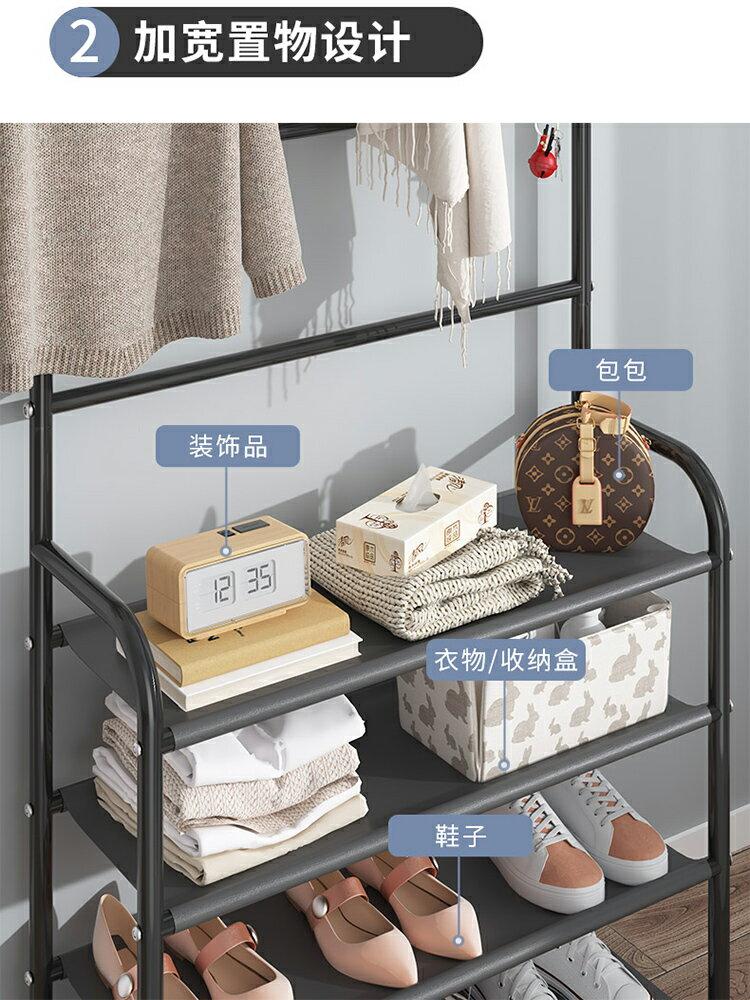 鞋柜家用門口大容量玄關柜省空間進客廳簡約現代置物柜多功能鞋架