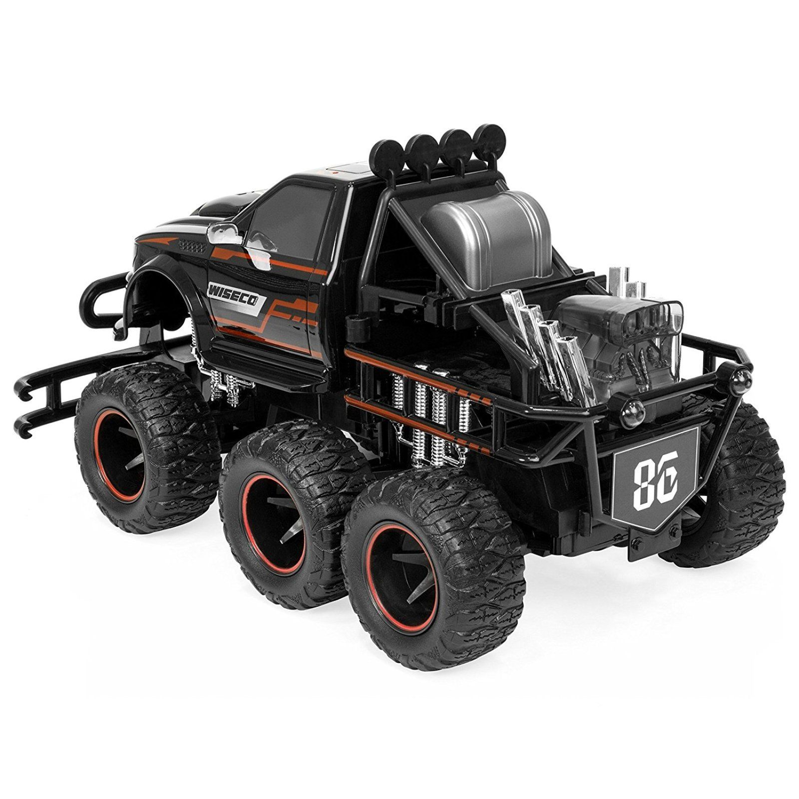 Gizmo Toy Ibot Remote Control Off Road Racing Car Rc Monster Truck