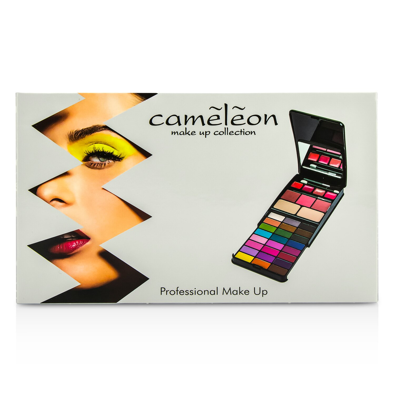 嘉美露 Cameleon - 彩妝盒 G2210A (24眼影, 2粉餅, 3腮紅, 4唇彩)