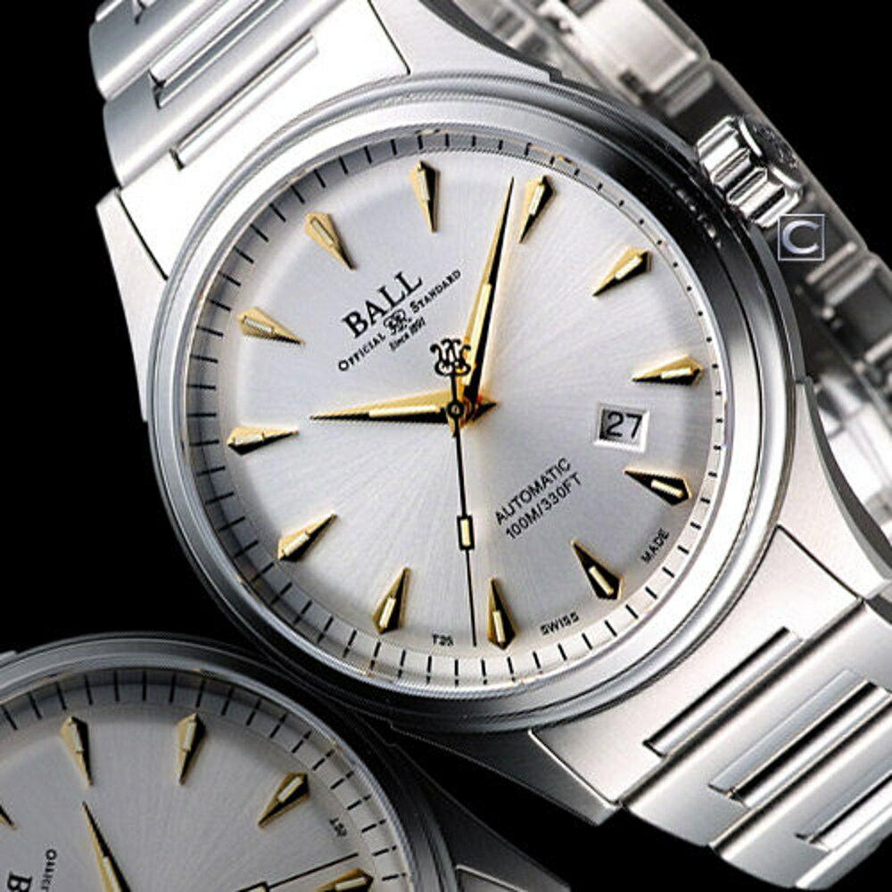 BALL 波爾錶 Firman Racer Classic 經典機械腕錶  NM2288C-SJ-SL