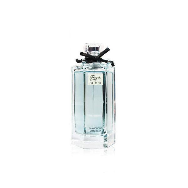 GUCCI FLORA 花園香氛 璀璨白玉蘭 女性淡香水100ml Tester環保包裝《Belle倍莉小舖》