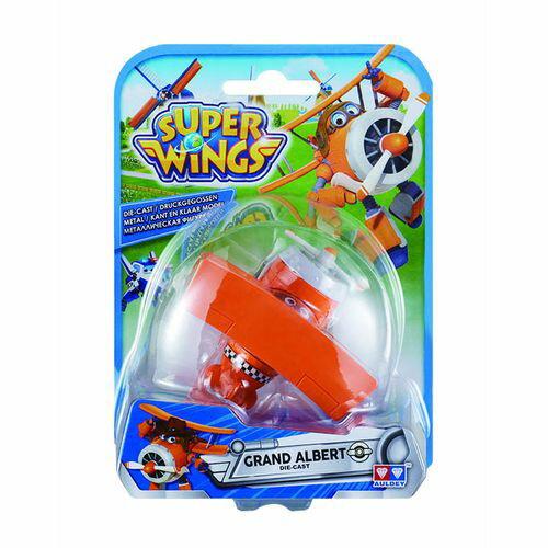 Super Wings 超級遊俠-合金鬍子爺爺AL35696★愛兒麗婦幼用品★