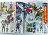 【秋葉園 AKIBA】假面騎士全戰士超全集 1号~Wizard 寫真集 日文書 3
