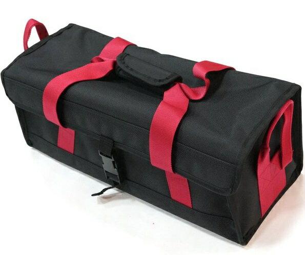 嘉隆 BG048 耐用硬質側板萬用工具袋 L號