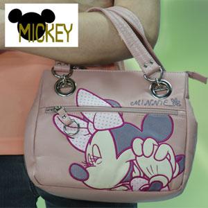 Minnie&Mickey米妮淑女包.米老鼠.背包.包包P043-MUF9705
