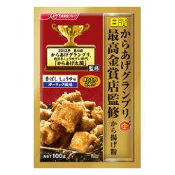 【橘町五丁目】日本日清最高金賞炸雞粉100g-醬油香蒜風味