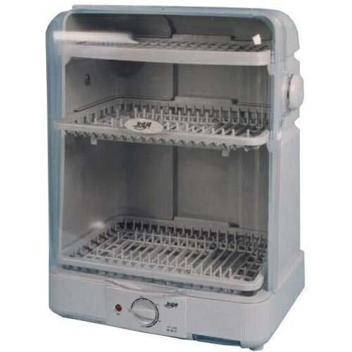 【友情牌】直立式掀立式三層溫風烘碗機《PF-206》