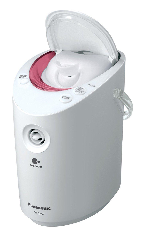 日本 國際牌 保濕美顏 Panasonic EH-SA62 panasonic sa62 奈米離子蒸臉器 一台兩用 美顏潔臉機