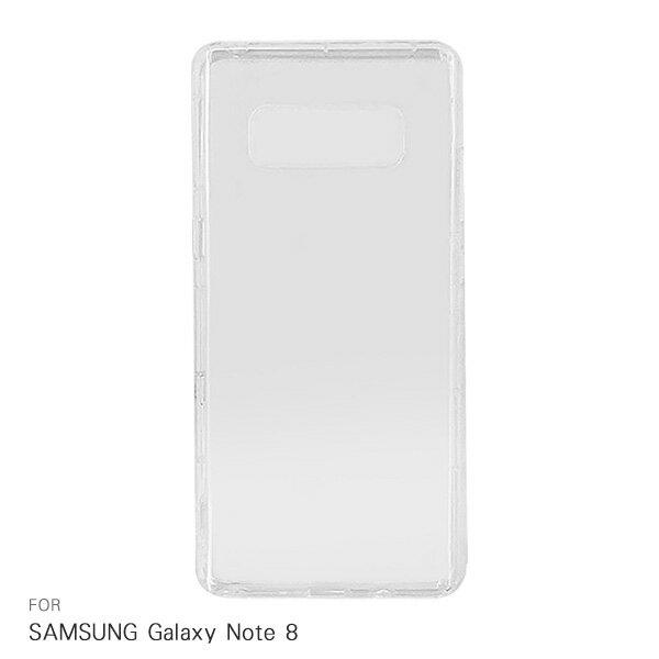 強尼拍賣~Air Case SAMSUNG Galaxy Note 8 氣墊空壓殼 透明殼 保護殼 空壓殼