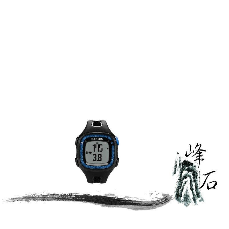 樂天限時優惠!GARMIN Forerunner® 15 Forerunner® 15 三合一運動健身跑錶 黑藍