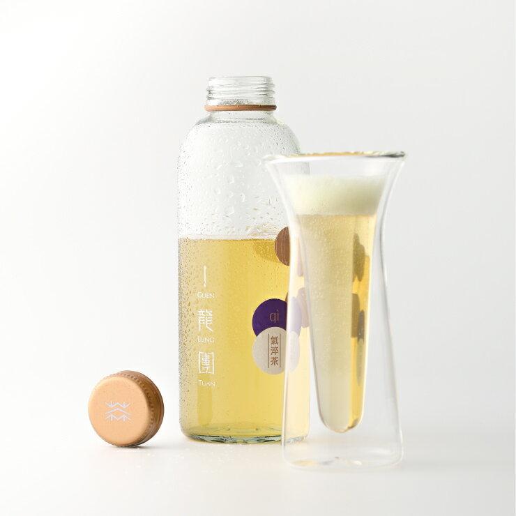 【氣淬茶】凍頂烏龍氣泡茶 - 氣蘊四季 (450ml / 瓶) /Chi Yun Sih Ji/Chi of Four Seasons 0