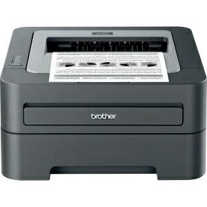 Brother HL-2240 Laser Printer - Monochrome - 2400 x 600 dpi Print - Plain Paper Print - Desktop - 24 ppm Mono Print - 251 sheets Standard Input Capacity - 10000 Duty Cycle - Manual Duplex Print - USB 1