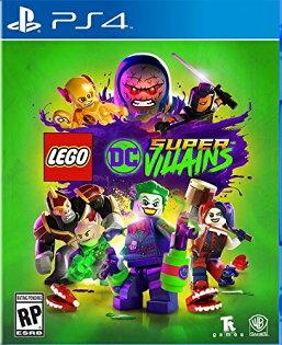 預購中10月17日發售中文版[保護級]PS4樂高DC超級反派