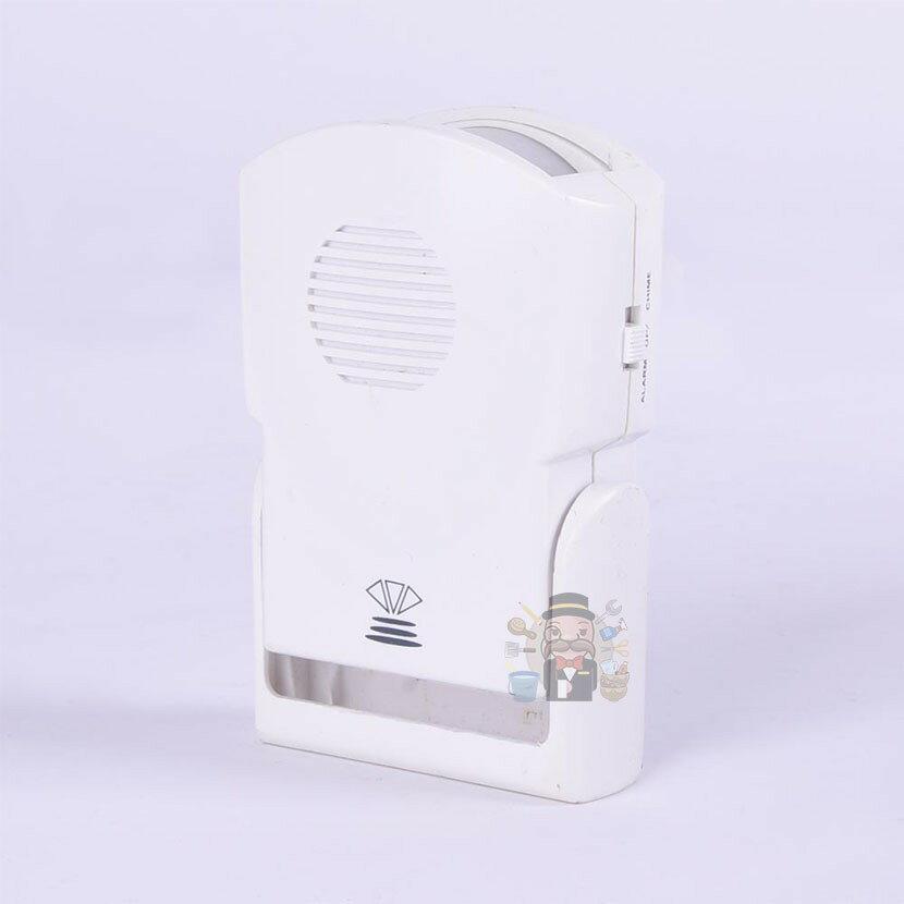 《大信百貨》LTM-007鷹眼來客報知&警報鈴 乾電池型 看護鈴 救護鈴 電鈴 來店門鈴 一機兩用 感應觸發型