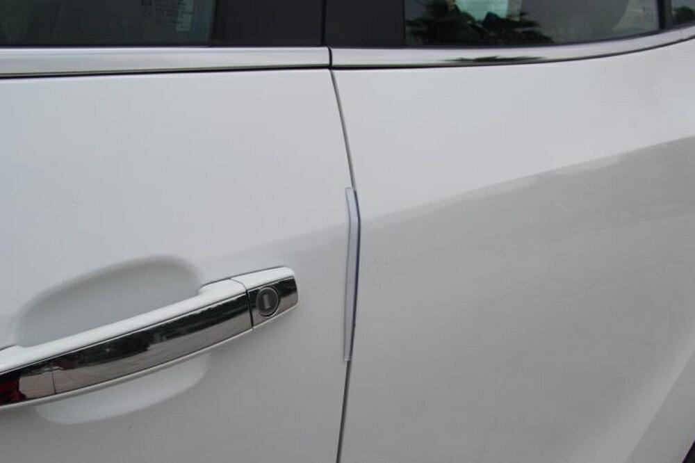 汽車防撞條專用奔馳GLC新C級GLE/GLK/E級/S級GLA通用汽車門防撞膠防刮擦條貼 清涼一夏特價