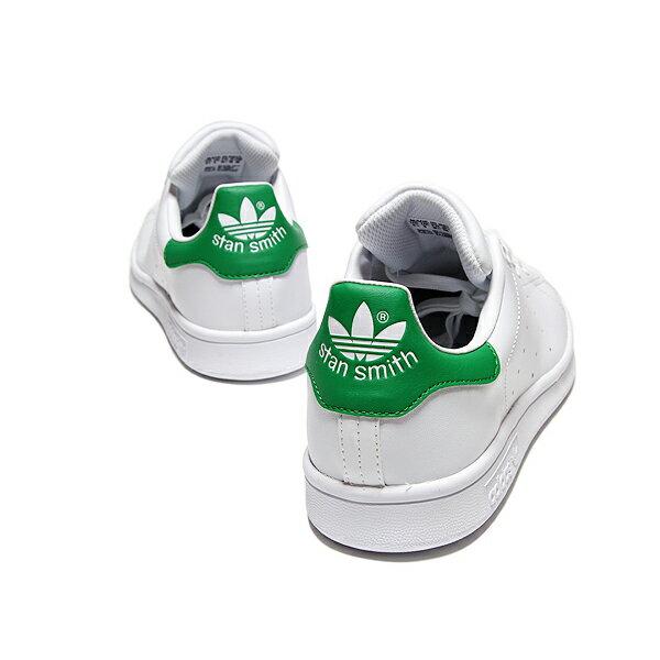 ★下殺$2680★【BEETLE PLUS】ADIDAS ORIGINALS STAN SMITH 白綠 愛迪達 復古 休閒鞋 余文樂 女鞋 M20605 2