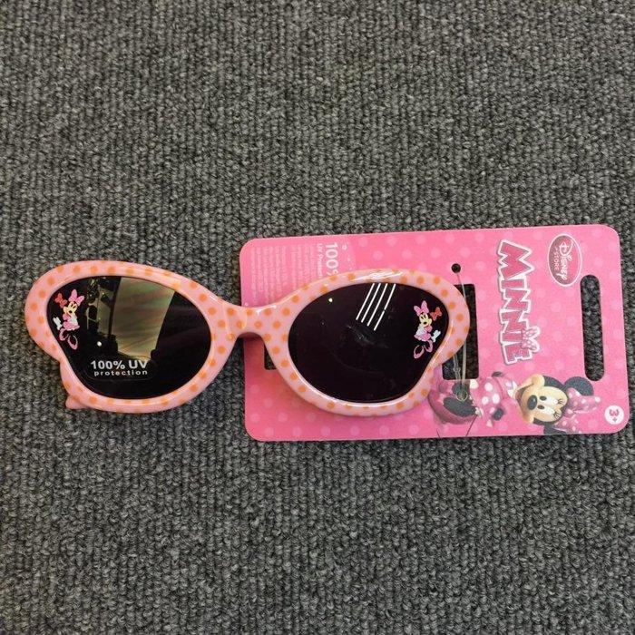 BEETLE DISNEY MINNIE SUNGLASSES 米妮 兒童 粉紅 點點 太陽眼鏡 美國 迪士尼 抗UV