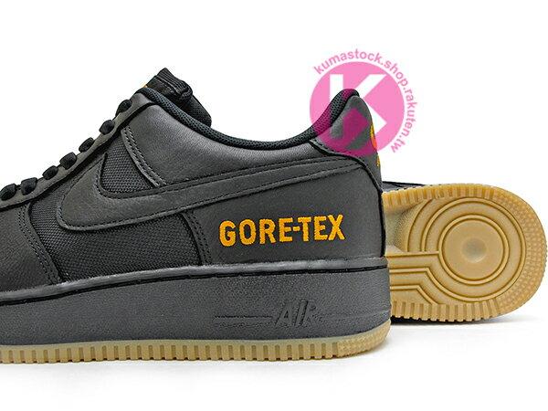 2019 戶外風 OUTDOOR 機能鞋款 NIKE AIR FORCE 1 GORE-TEX 全黑 膠色底 防水 空軍一號 AF 1 WTR GTX LOW (CK2630-001) ! 3
