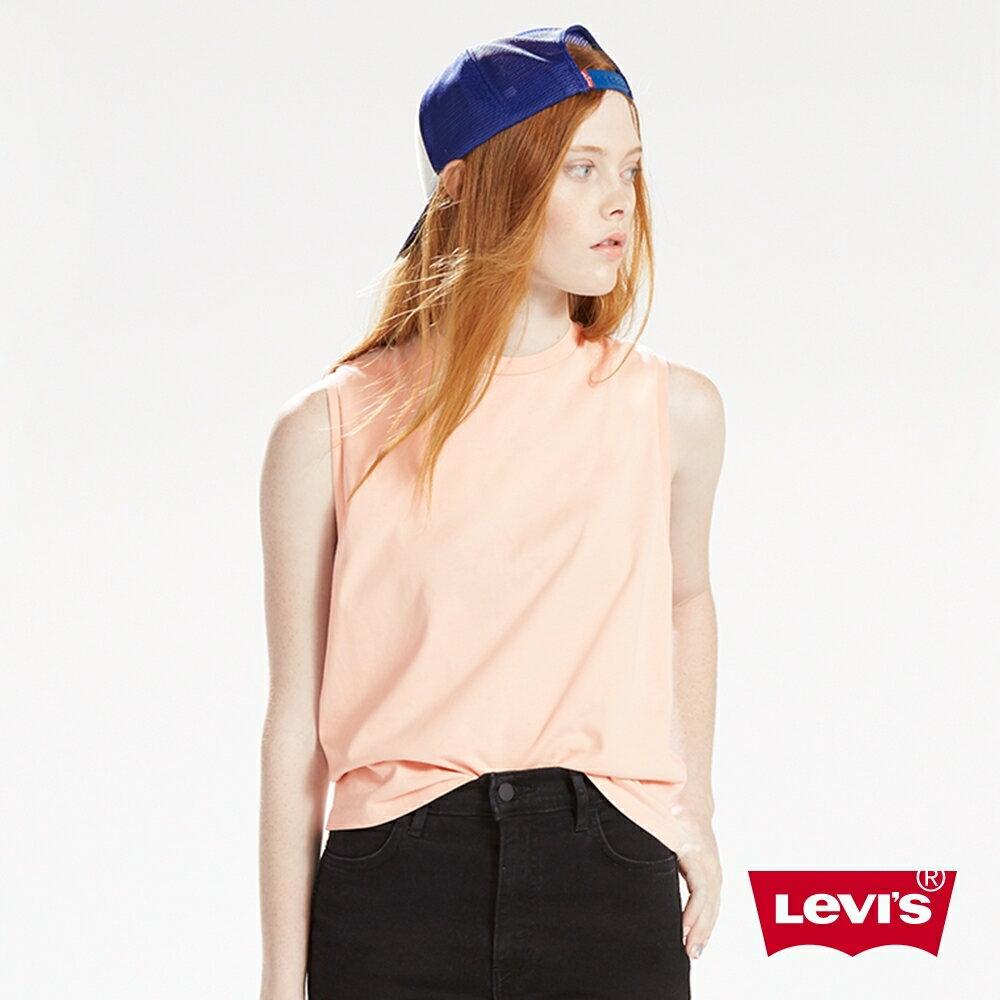 Levis 女款 背心  /  Line8 歐系簡約 0