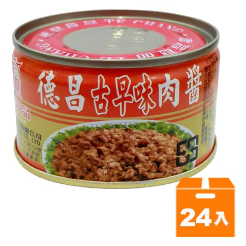 德昌 古早味肉醬 140g (24入)/箱