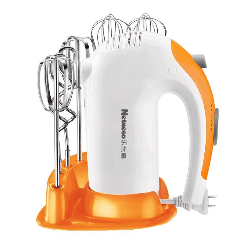 300W大功率電動家用打蛋器商用烘焙手持攪拌打發小型奶油機