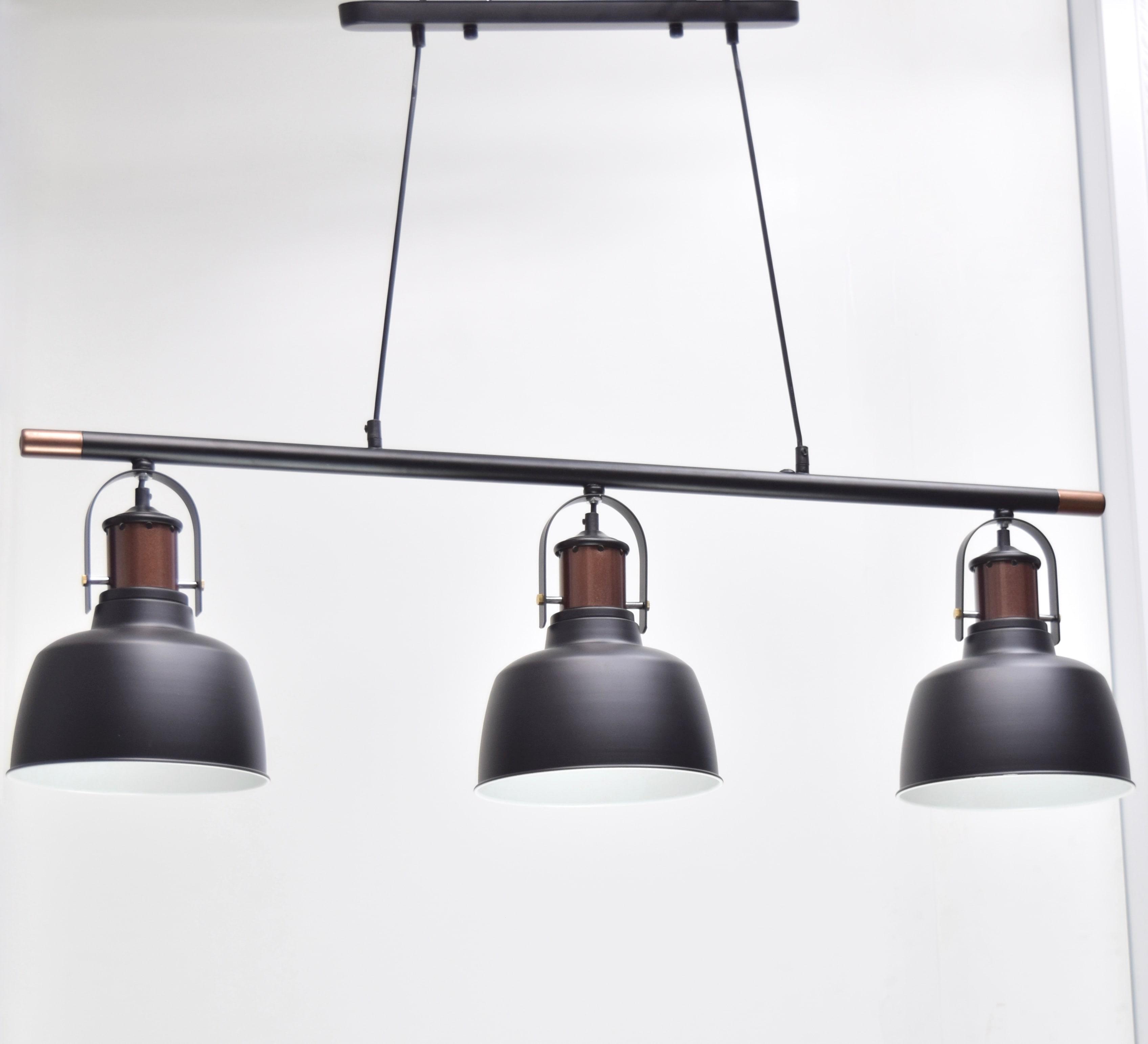 英倫復古三燈頭吊燈-BNL00125 0