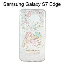 雙子星透明軟殼 [TS2] Samsung G935FD Galaxy S7 Edge【三麗鷗正版授權】