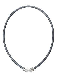 ColantotteNECKLACECRESTR磁石項鍊大理石灰