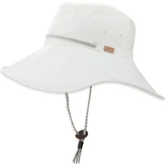 Outdoor Research 透氣圓盤帽/大盤帽/遮陽帽 Mojave 女 OR80227 002 白