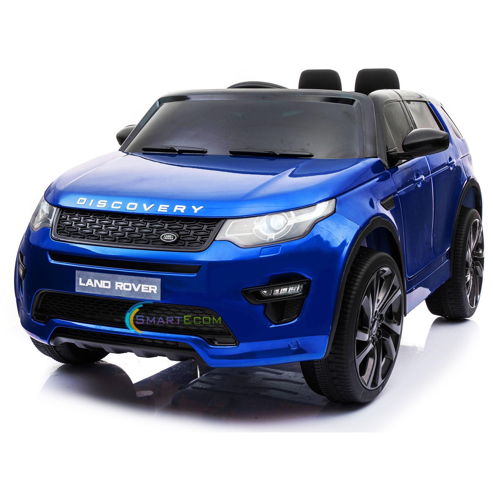 Smartecom 12v Battery Car Toys Land Rover Remote Control Mp4 Touch
