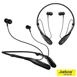 捷波朗 Jabra Halo Fusion 藍牙耳機 耳道式藍芽 頸掛式一對二雙待機 內建麥克風可進行通話