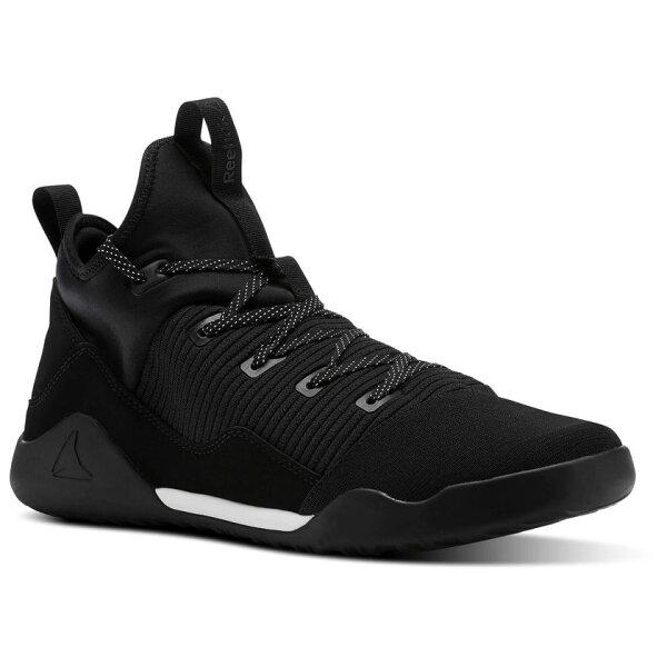 REEBOKCOMBATNOBLETRAINER男鞋訓練健身襪套支撐穩定輕量舒適黑【運動世界】CN0742