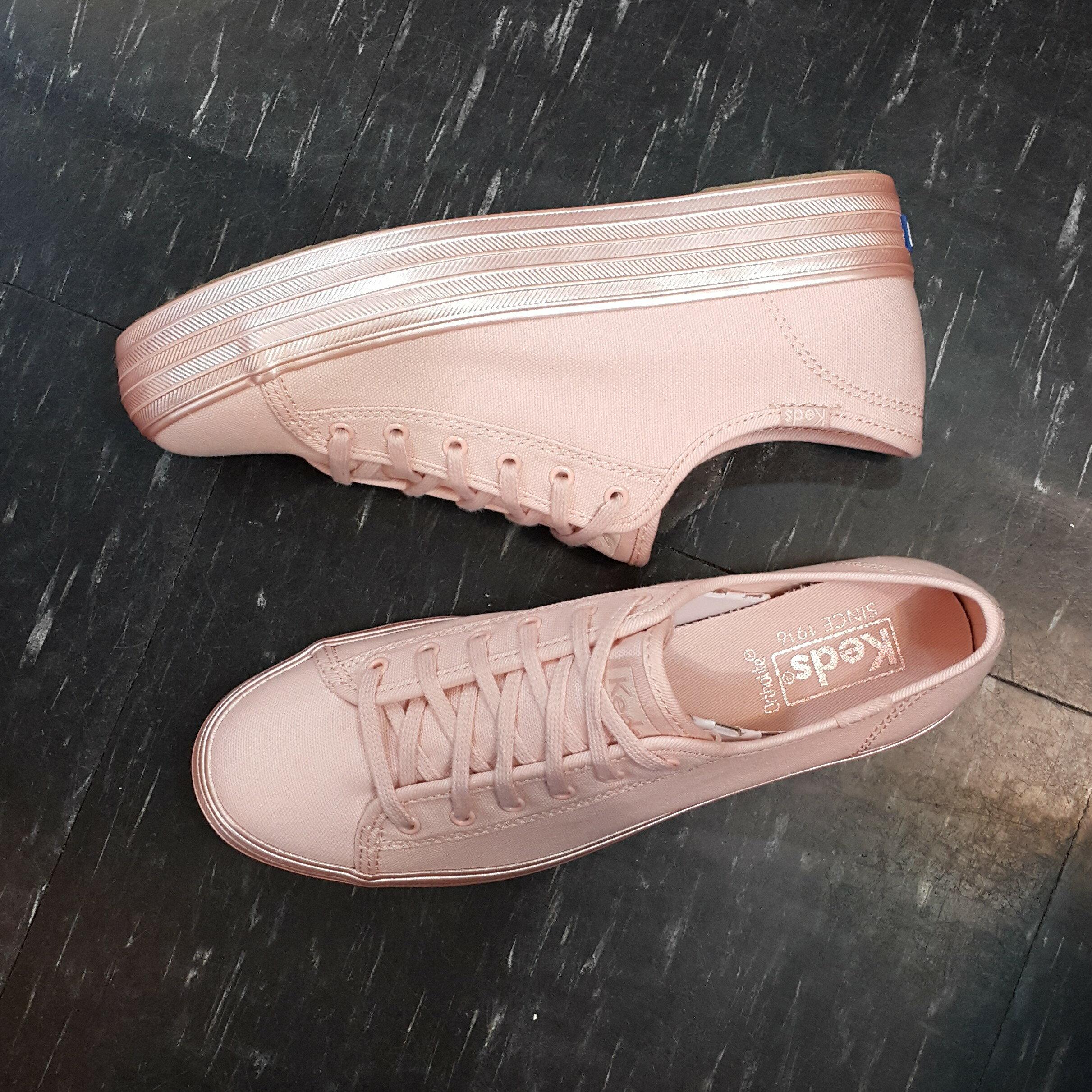 Keds 厚底休閒鞋