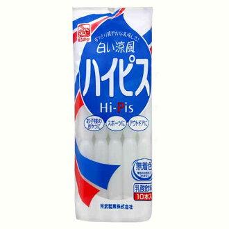 日本光武製果 Hi-Pis乳酸飲料棒 10支*63ml