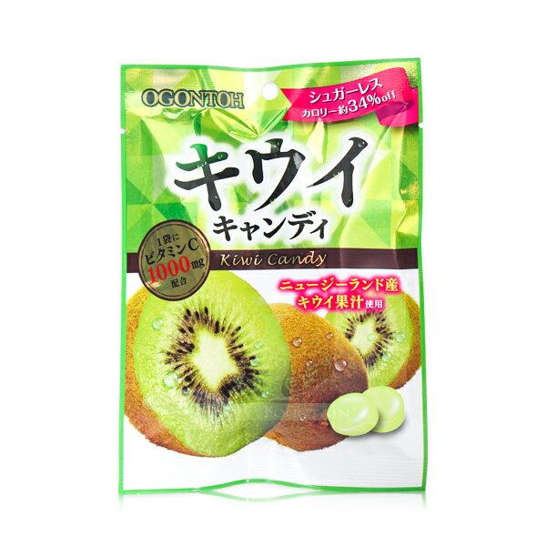日本進口 黃金糖奇異果糖 50g 使用紐西蘭奇異果