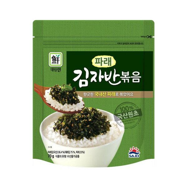 韓國 SAJO 海苔酥原味 70g