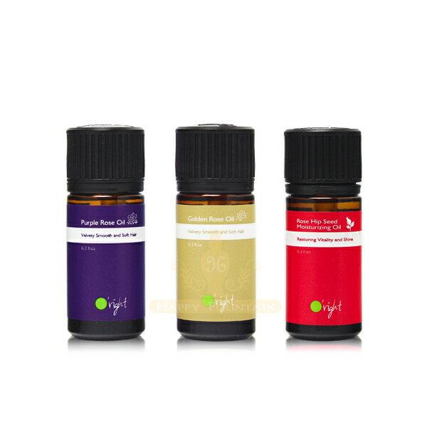 香檳玫瑰油/紫玫瑰油/玫瑰果精華油 10ml
