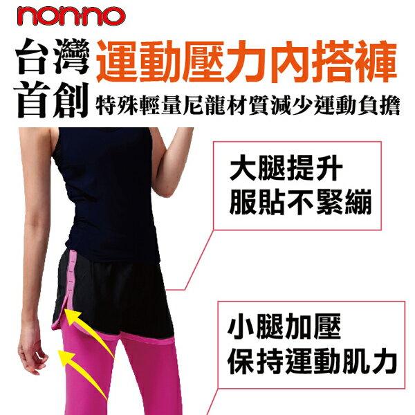 生活小物 運動壓力褲襪 3色供選