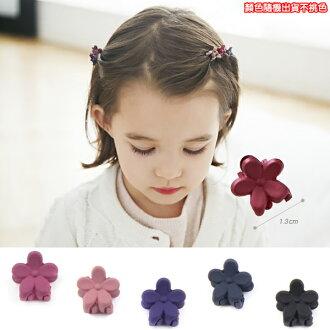 生活小物 韓國 多色迷你瀏海夾 小髮夾 兒童小孩也可用髮飾 顏色隨機不挑色