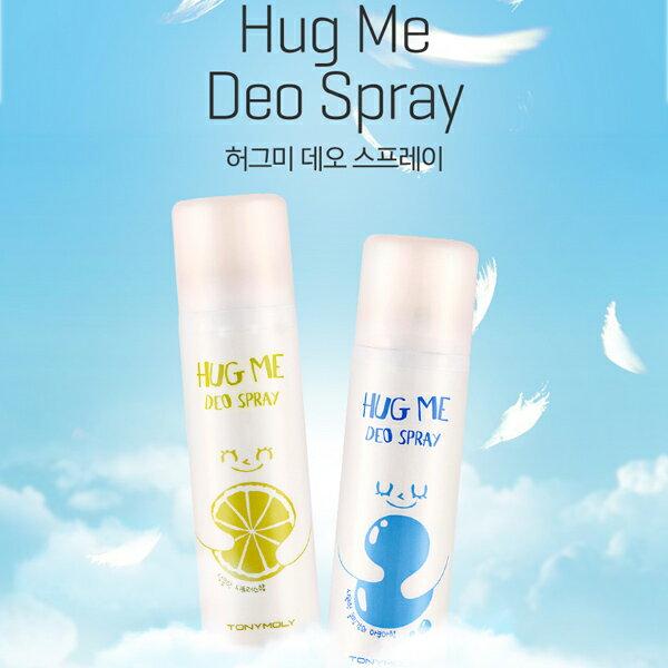 韓國 TONYMOLY HUG ME DEO SPRAY 香氛噴霧 100ml