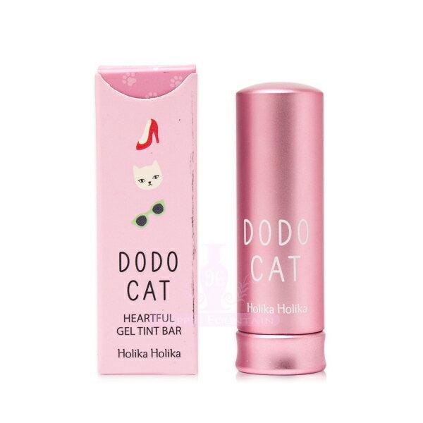 韓國 Holika Holika DODO CAT 多多貓果凍潤唇膏 聯名限量款 3.6g