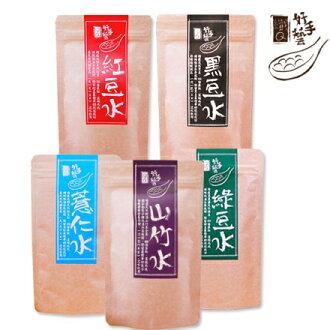 易珈生技 纖Q好手藝 薏仁水/綠豆水/黑豆水/山竹水 60g