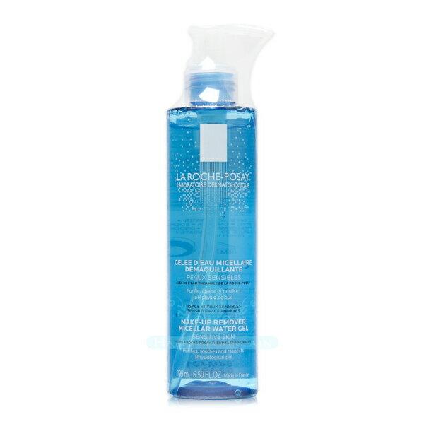 【公司貨】理膚寶水 LA ROCHE-POSAY 舒緩保濕卸妝水凝膠 195ml