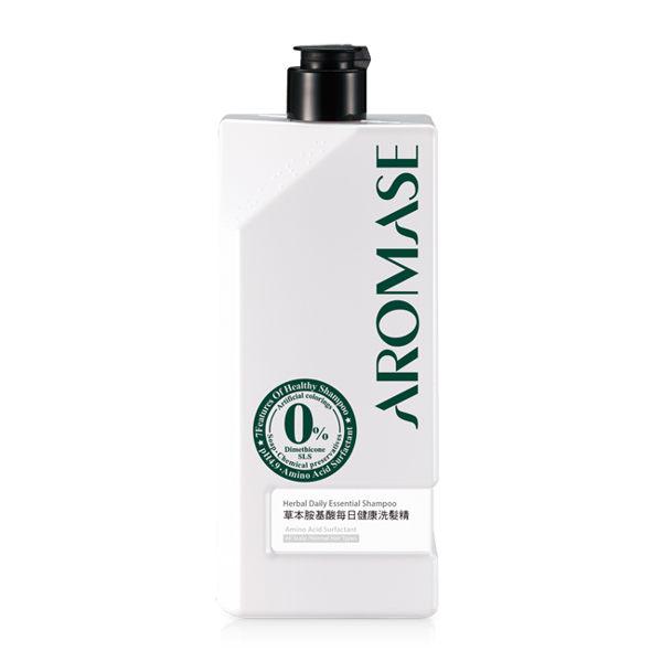 艾瑪絲 Aromase 草本胺基酸每日健康洗髮精 520ml